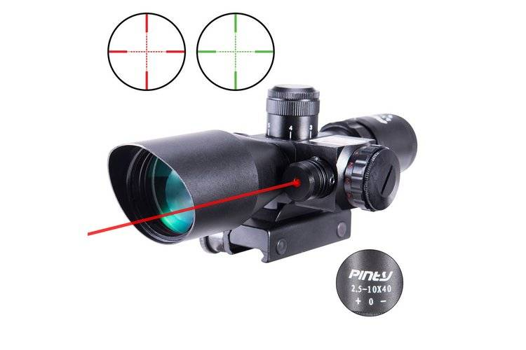Best Scope for AR-15 Riffle Under $100 3 | OpticZoo
