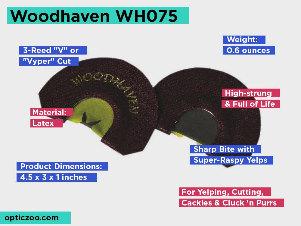 Woodhaven WH075 Review, Pros and Cons