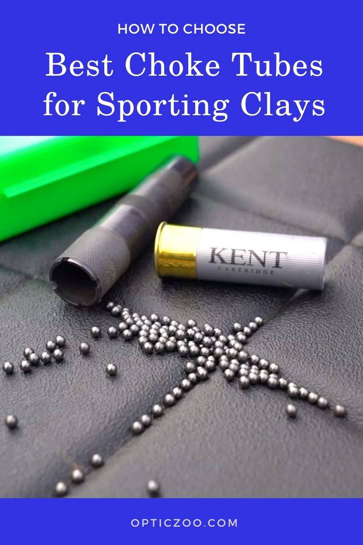 Best Choke Tubes for Sporting Clays