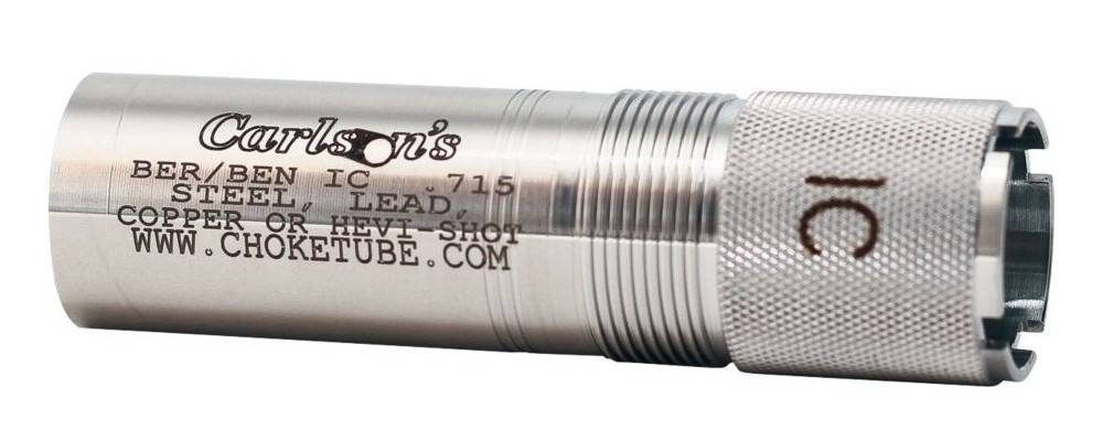 Improved Cylinder Choke for Sporting Clays