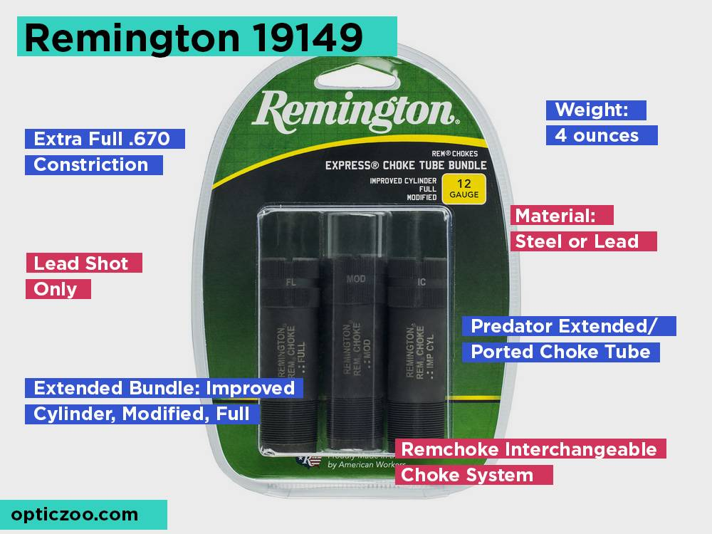 Remington 19149 Review, Pros and Cons