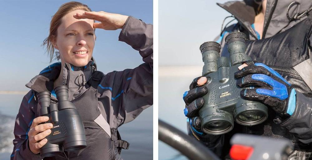Best Image Stabilized binos are shockproof, waterproof, and fog proof