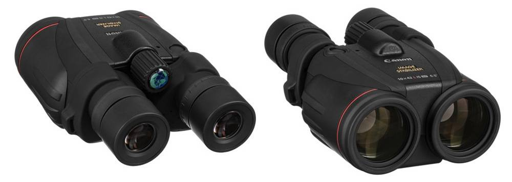Canon 0155B002 10x42 L has the lenses glasses are coated with anti-reflective coatings