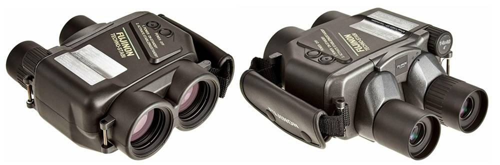 Fujinon Techno Stabi TS1440 14x40 has a solid construction that is both waterproof and fog proof