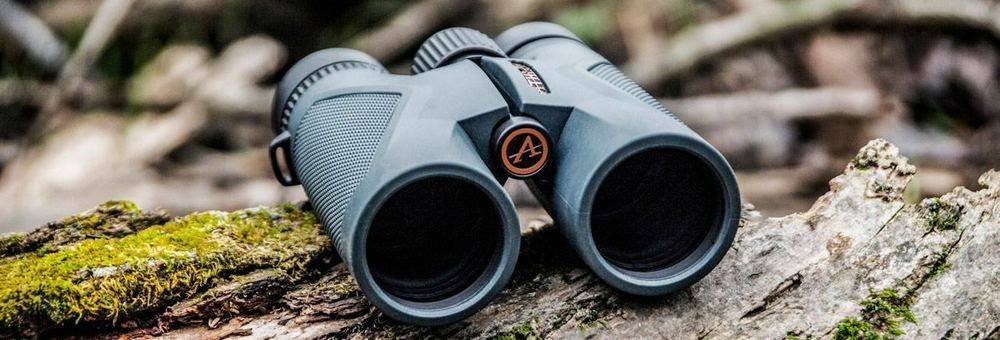 Most binoculars have a rubber armor for waterproof, shockproof, and fog proof