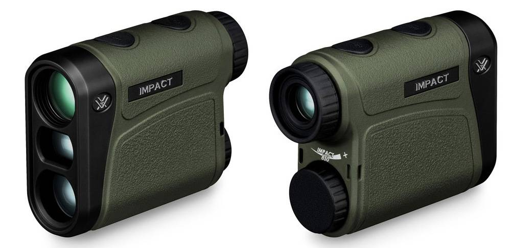 Vortex Optics LRF-100 Impact 850 Yard Laser Rangefinder a provides two types of angle readings