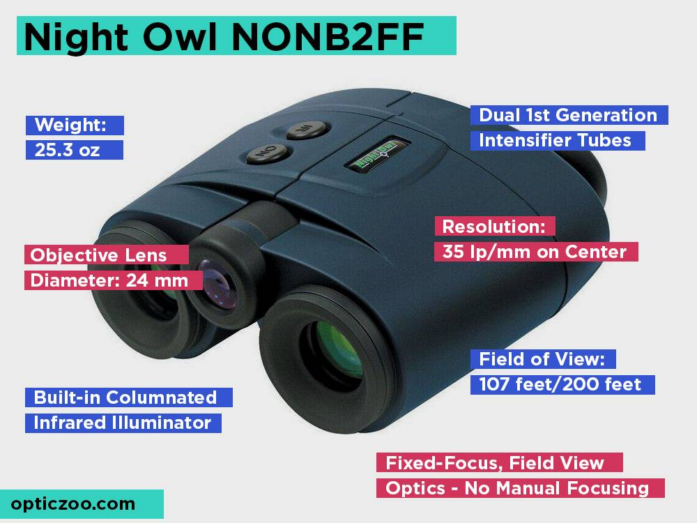 Night Owl NONB2FF Review, Pros and Cons